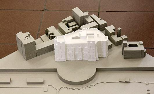 Ufficio Tirocini Unifi Architettura : Laboratorio modelli per l architettura dipartimento dida