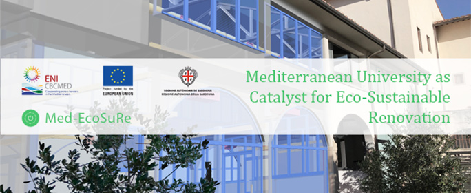 Med Eco-SuRe - Mediterranean University as Catalyst for Eco-Sustainable Renovation